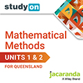 studyON Mathematical Methods Units 1&2 QLD