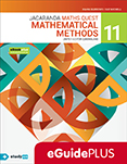 Jacaranda Maths Quest 11 Mathematical Methods Units 1&2 QLD eGuidePLUS