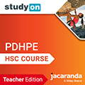 Jacaranda studyON PDHPE HSC Course Teacher Edition