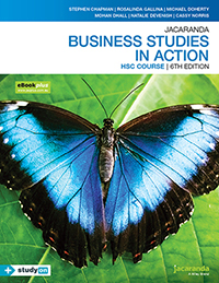 Business Studies in Action HSC course 6e