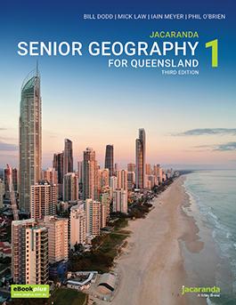 Senior Geography Queensland 1 3e