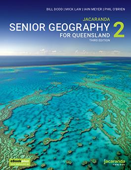 Senior Geography 2 Queensland 3E