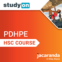 studyON Outcomes 2 PDHPE HSC Course 6e