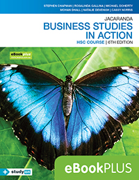 Jacaranda Business Studies In Action HSC Course 6e eBookPLUS