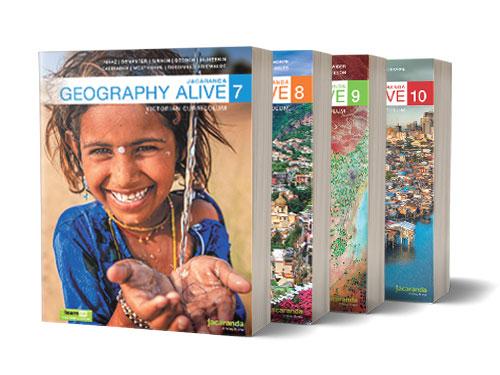 Jacaranda Geography Alive 7 - 10