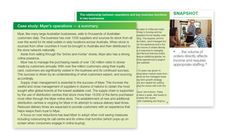 Vce Business Management Jacaranda