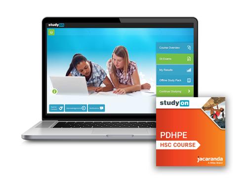 PDHPE HSC Course studyON