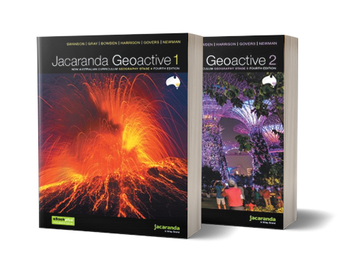 NSW Australian curriculum: Geography | Jacaranda