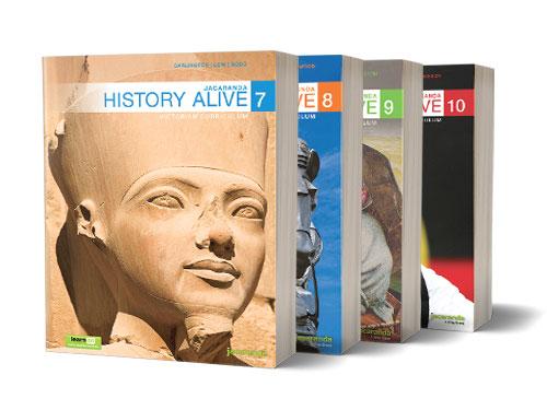 Jacaranda History Alive 7 - 10