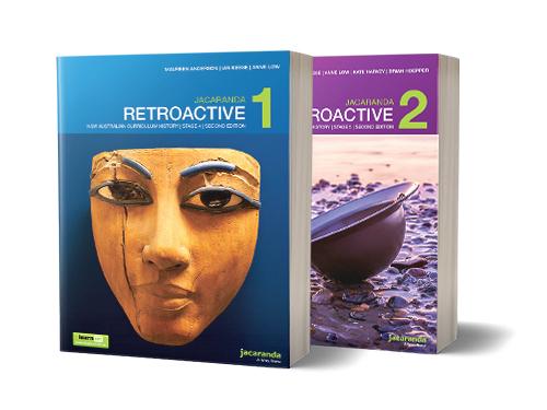 Jacaranda Retroactive 1 & 2