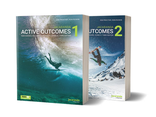 Jacaranda Active Outcomes 1 & 2