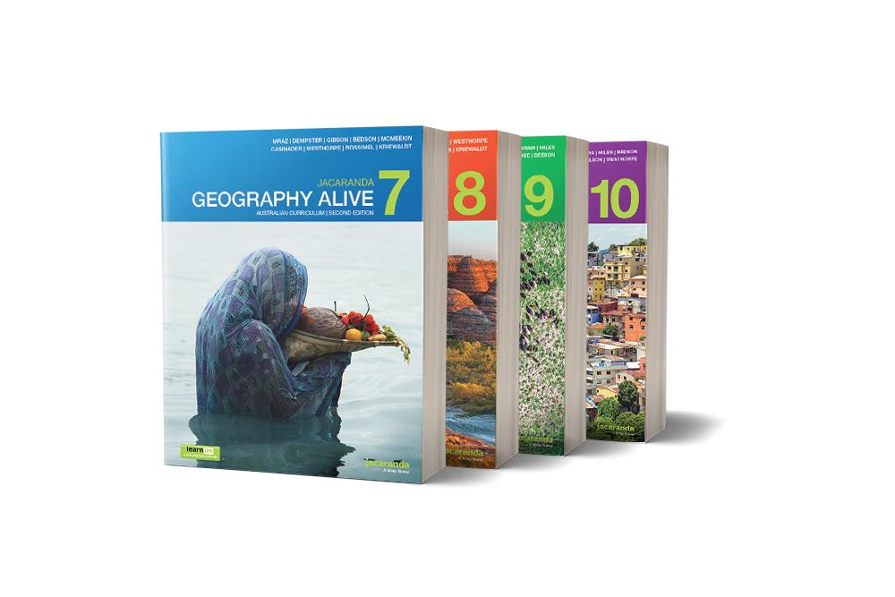 Geography 7-10 AC