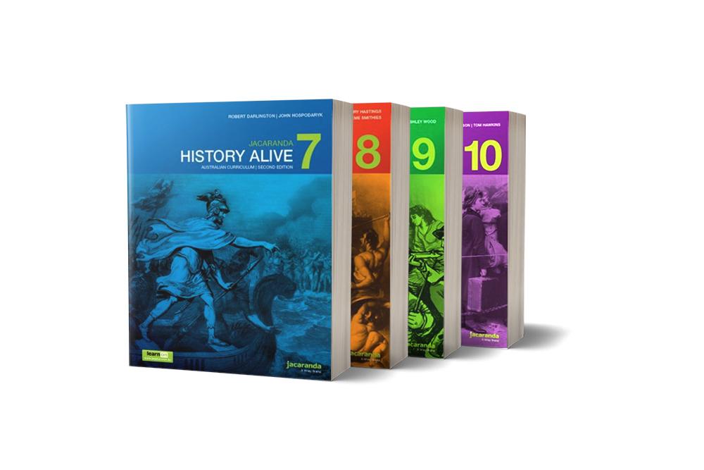 Jacaranda History Alive AC 7-10