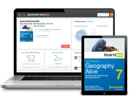 Geography Alive AC 7-10