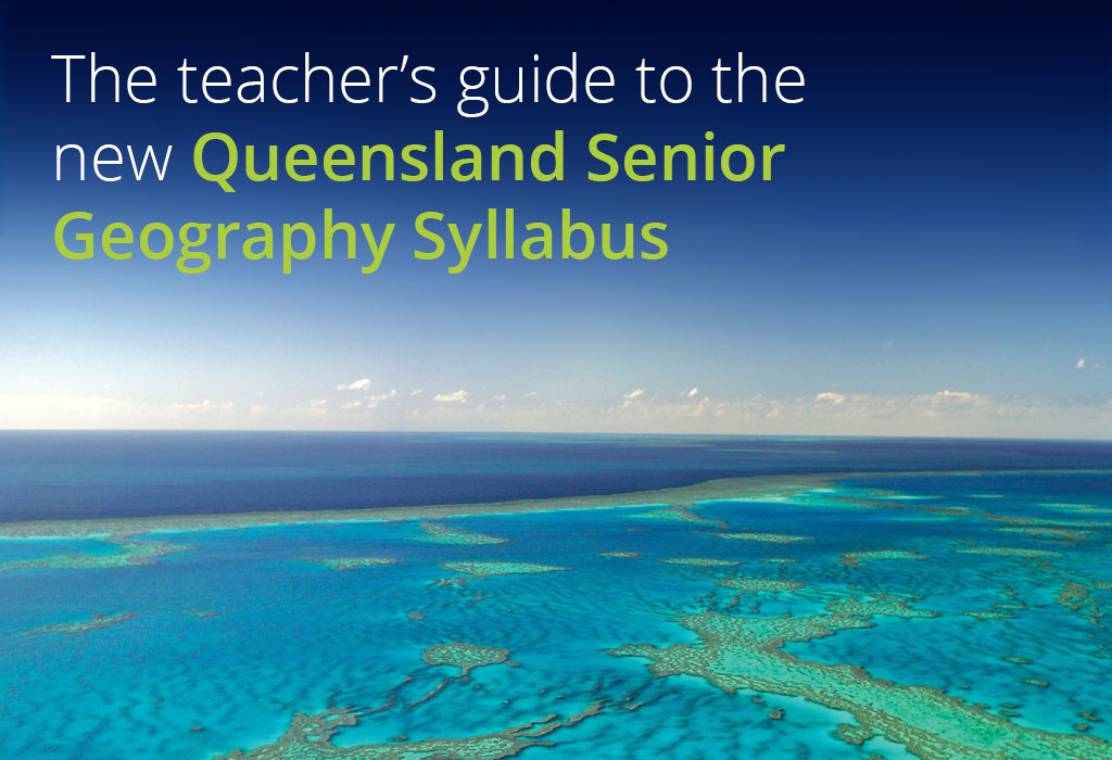 the teachers guide to the new Queensland Senior Syllabus
