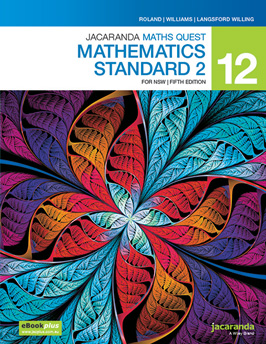 Jacaranda Maths Quest Maths Standards 2 12 Cover