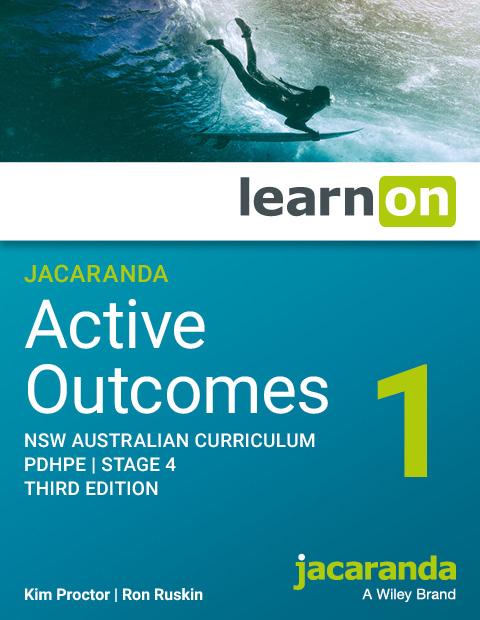 Active Outcomes 1 learnON cover