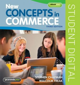 New concepts in commerice 3e digital