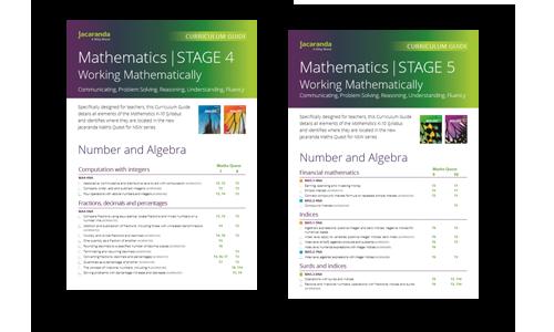 NSW Australian curriculum: Mathematics | Jacaranda