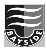 Bayside P-12 College Logo