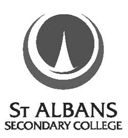 St Alban's Secondary College Logo