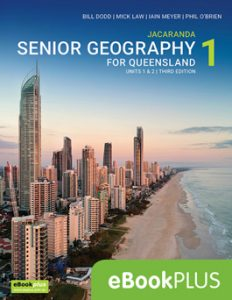 Queensland Senior Geography 1 eBookPLUS