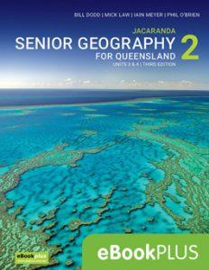 Jacaranda Queensland Senior Geography 2 eBookPLUS