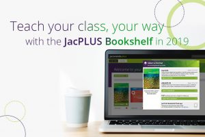 teach your class your way with the jacplus bookshelf in 2019