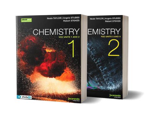 VCE Chemistry series