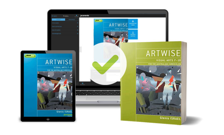 Artwise Visual Arts 7-10 AC