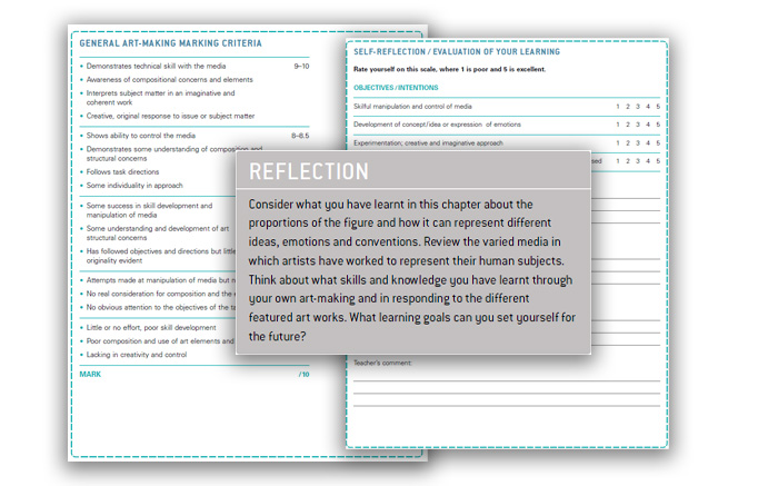 Aligned Curriculum screengrabs for Artwise