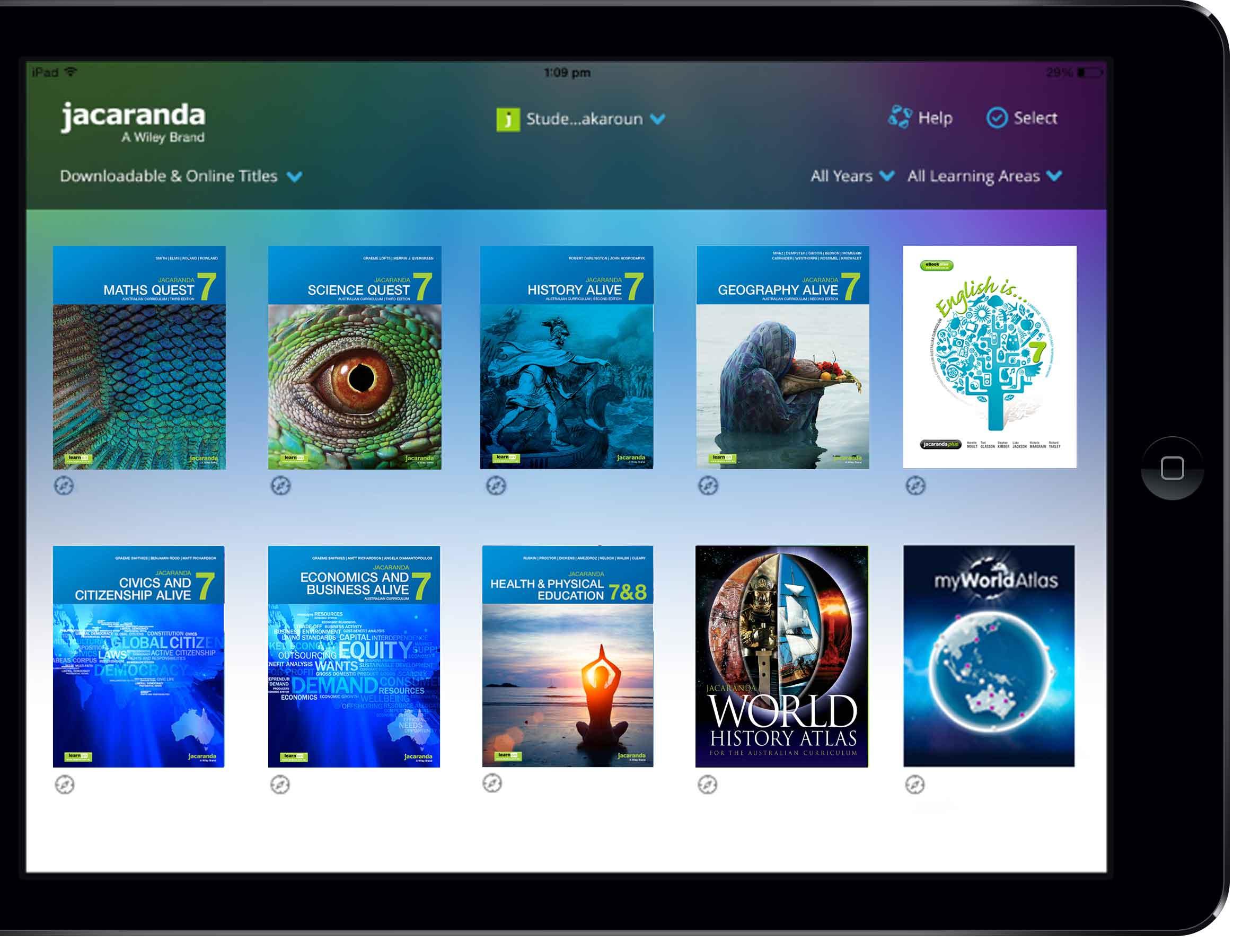 New AC WA bundle iPad