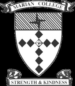 Marian College Sunshine West school logo