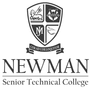 Newman Senior Technical College school logo