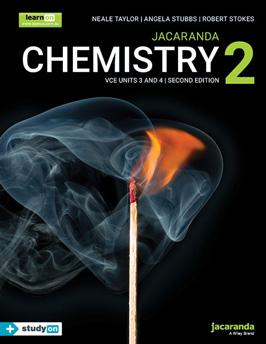 Jacaranda Chemistry 2 VCE Units 3&4