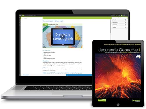 Jacaranda Geoactive NSW Ac series devices