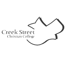 Creek Street Christian College school logo