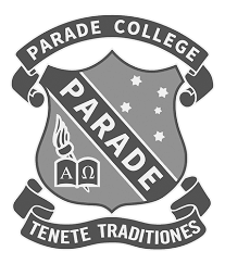 Parade College school logo