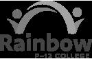 Rainbow P-12 College school logo