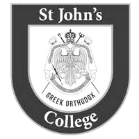 St John's Greek Orthodox College school logo
