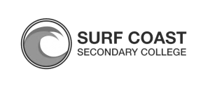 Surf Coast Secondary College school logo