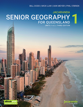 Jacaranda Senior Geography for QLD 1 3E