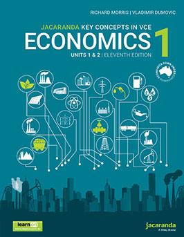 Key Concepts in VCE Economics 11e