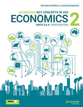 Key Concepts in VCE Economics 10e