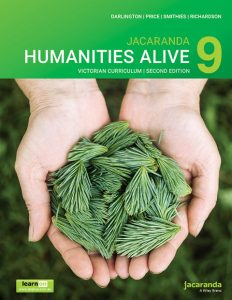 Jacaranda Humanities Alive 9 VC 2E