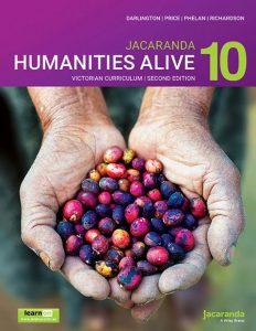 Jacaranda Humanities Alive 10 VC 2E