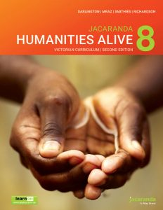 Jacaranda Humanities Alive 8 VC 2E