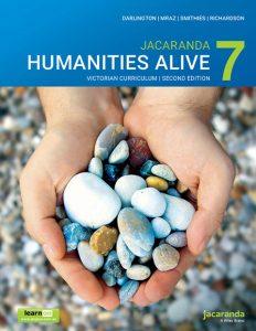 Jacaranda Humanities Alive 7 VC 2E