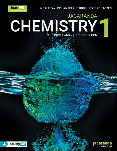Jacaranda Chemistry VCE 1 Units 1&2 2E