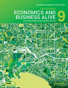 Jac Economics Alive 9 VC 2E cover